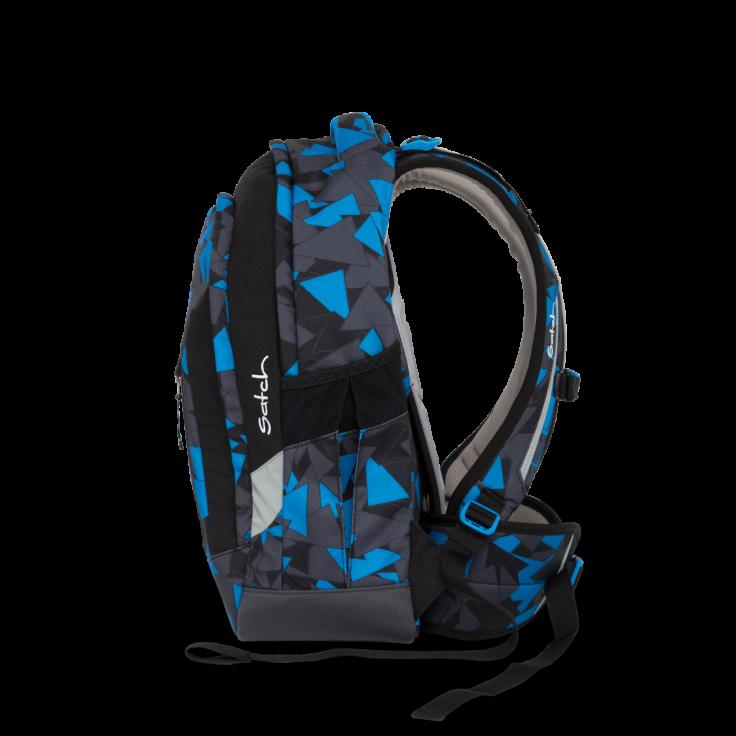 Рюкзак Ergobag Satch Sleek цвет Blue Triangle, - фото 3