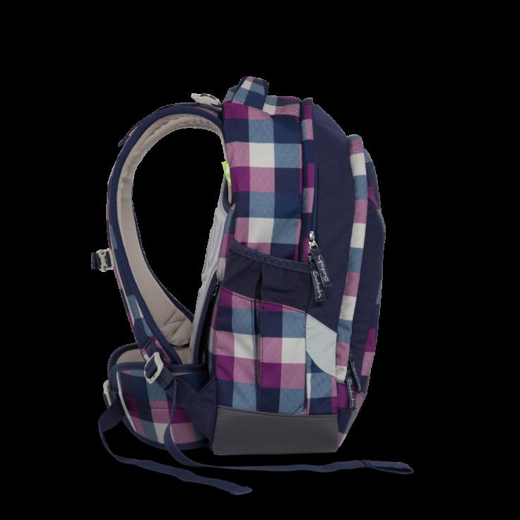 Рюкзак Ergobag Satch Sleek цвет Berry Carry, - фото 5