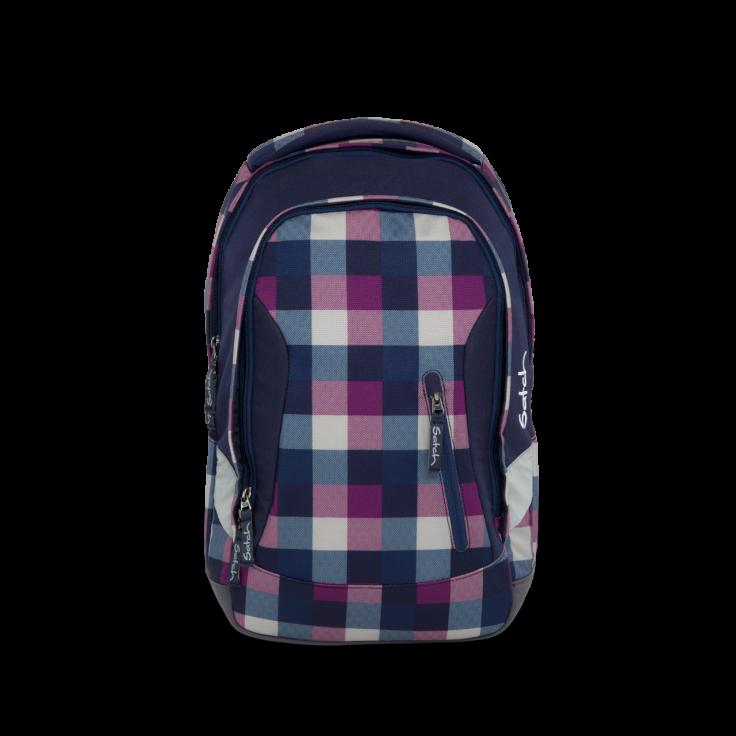 Рюкзак Ergobag Satch Sleek цвет Berry Carry, - фото 7