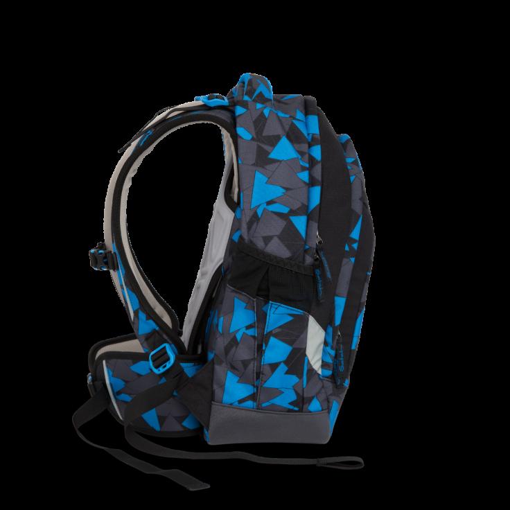 Рюкзак Ergobag Satch Sleek цвет Blue Triangle, - фото 6