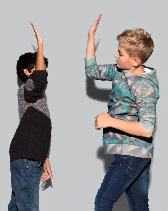Молодежный рюкзак Satch Move Black Bounce, - фото 14