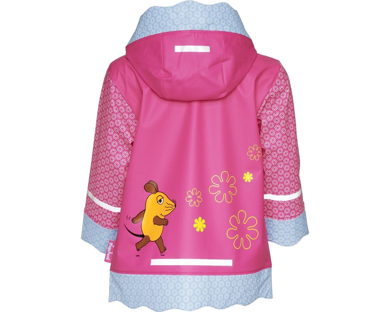Непромокаемая куртка для детей Playshoes Мышка и Слон + средство для стирки, - фото 7