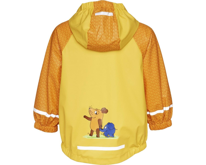 Непромокаемая куртка для детей Playshoes Мышка и Слон + средство для стирки, - фото 10