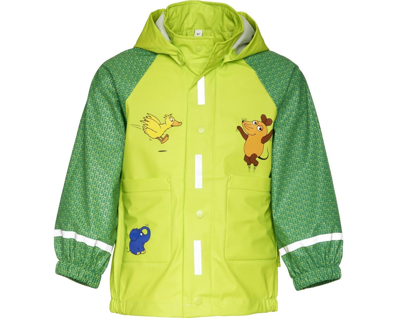 Непромокаемая куртка для детей Playshoes Мышка и Слон + средство для стирки, - фото 11