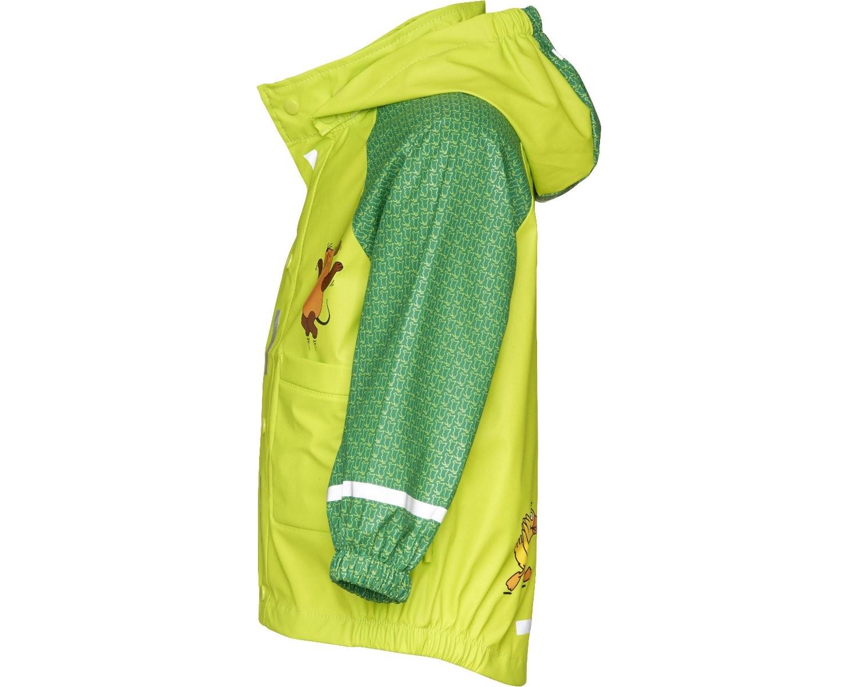 Непромокаемая куртка для детей Playshoes Мышка и Слон + средство для стирки, - фото 12