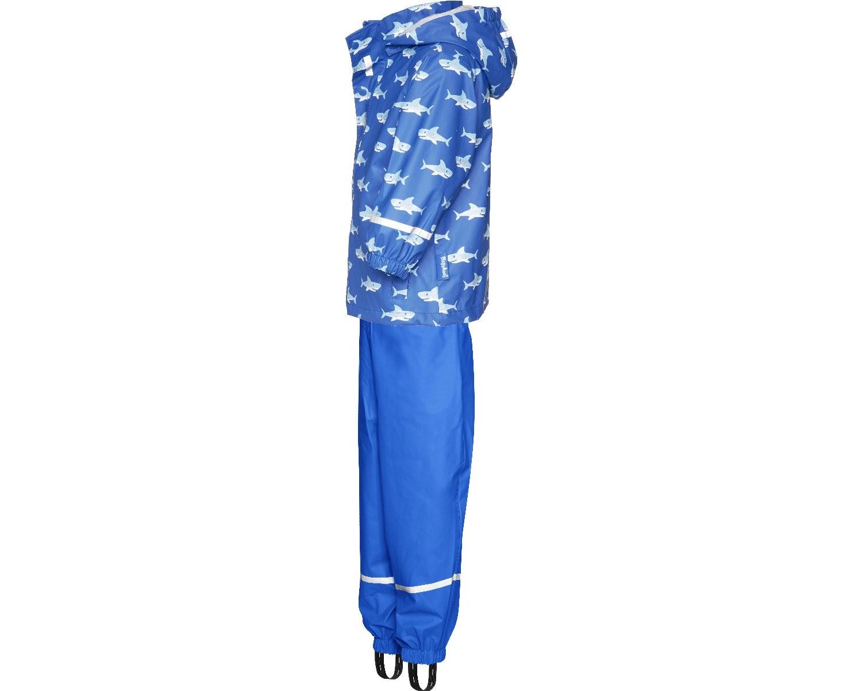 Комбинезон дождевик Playshoes в двух цветах + средство для стирки, - фото 3