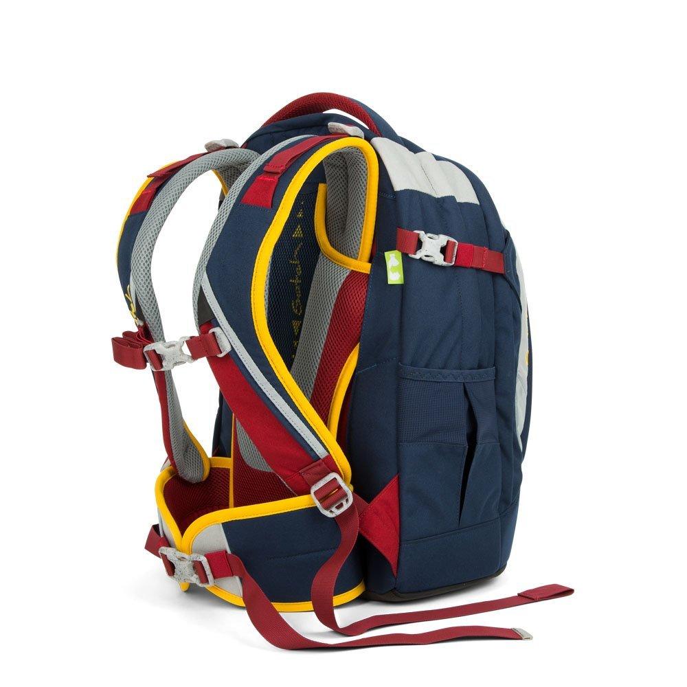 Satch Pack рюкзак для школьника цвет Flash Hopper, - фото 5