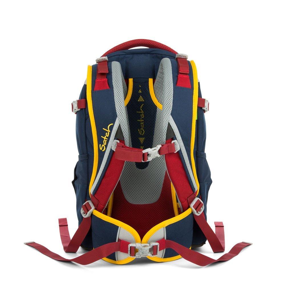 Satch Pack рюкзак для школьника цвет Flash Hopper, - фото 4