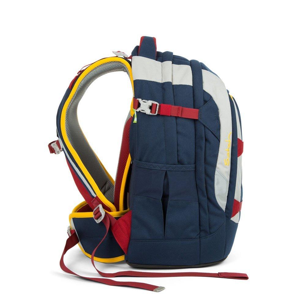 Satch Pack рюкзак для школьника цвет Flash Hopper, - фото 6