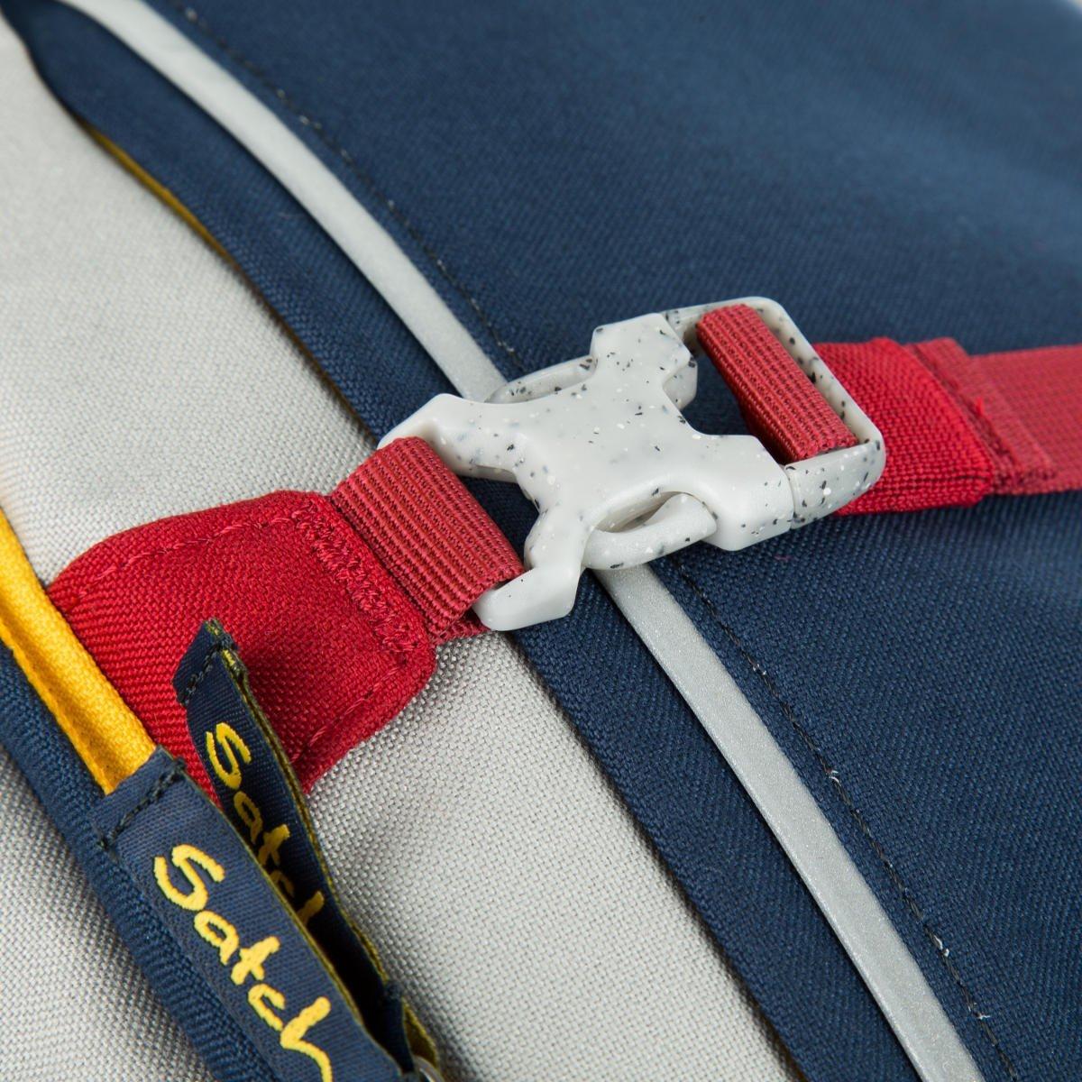 Satch Pack рюкзак для школьника цвет Flash Hopper, - фото 7