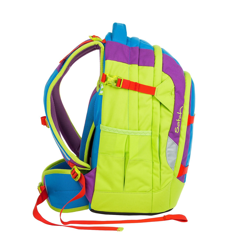Satch Pack рюкзак для школьника цвет Flash Jumper, - фото 4