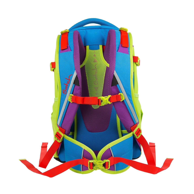 Satch Pack рюкзак для школьника цвет Flash Jumper, - фото 3