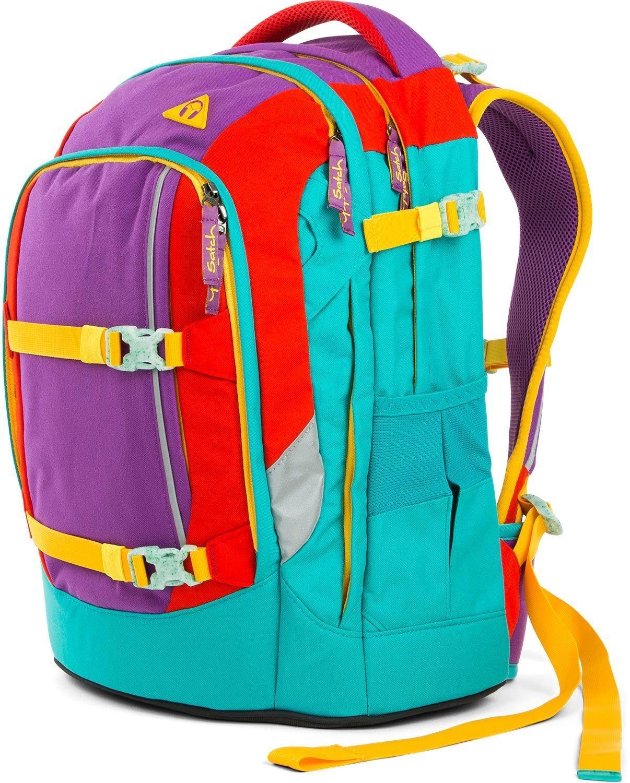 Satch Pack рюкзак для школьника цвет Flash Runner, - фото 1