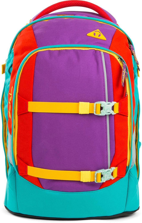 Satch Pack рюкзак для школьника цвет Flash Runner, - фото 2