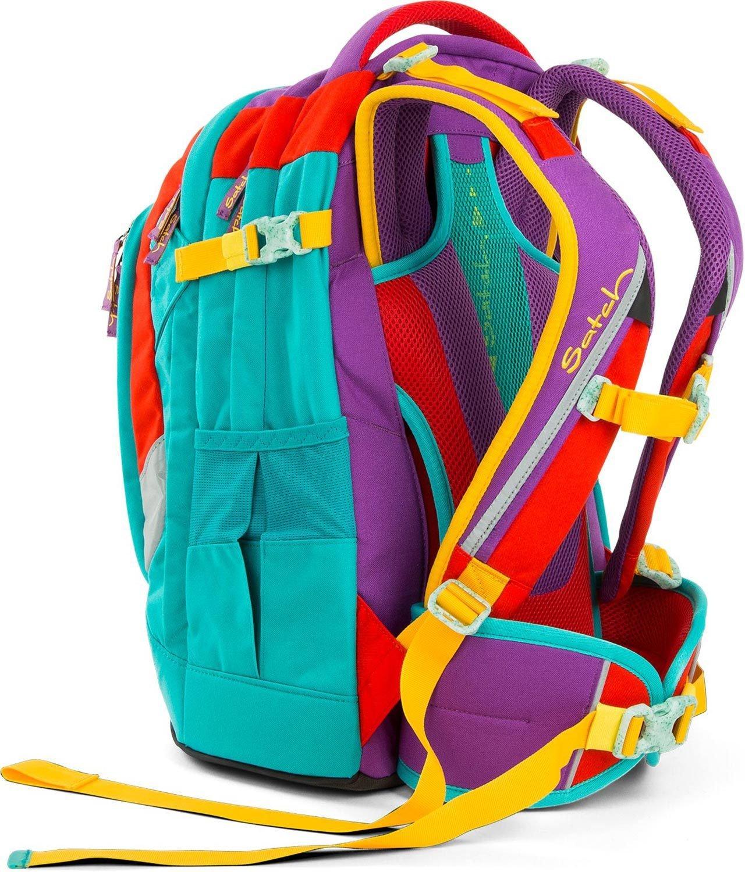 Satch Pack рюкзак для школьника цвет Flash Runner, - фото 4