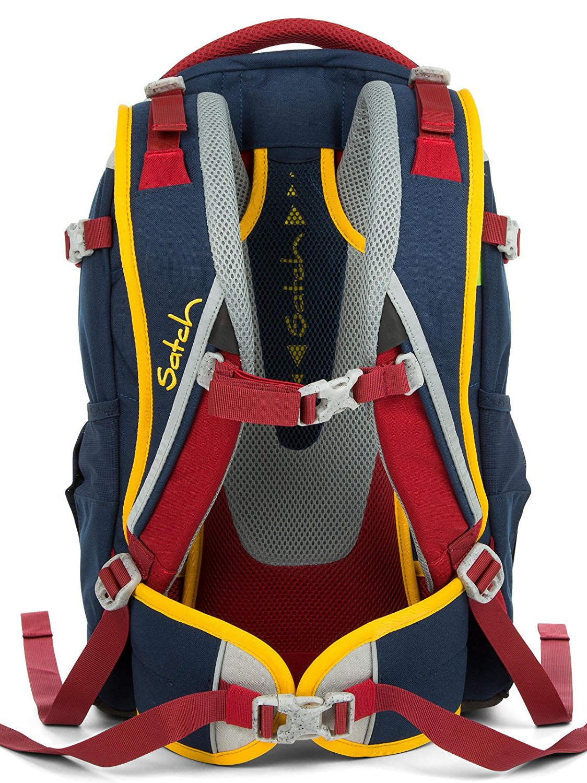 Satch Pack рюкзак для школьника цвет Flash Hopper, - фото 3