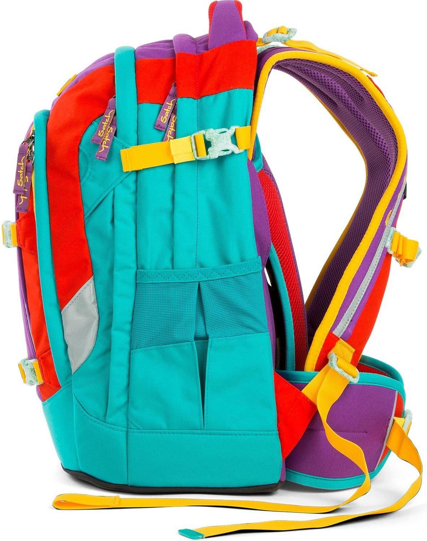 Satch Pack рюкзак для школьника цвет Flash Runner, - фото 3