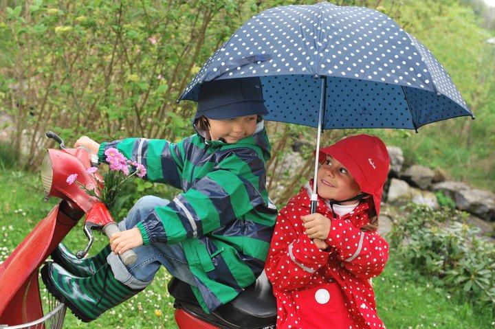 Комбинезон дождевик Playshoes в двух цветах + средство для стирки, - фото 9