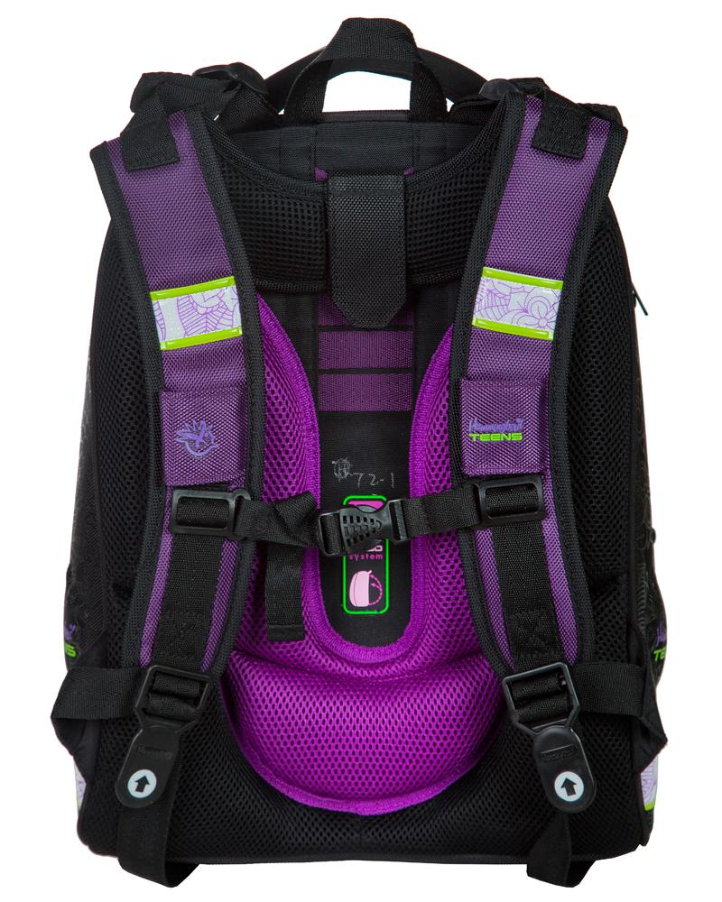 Школьный рюкзак Хамминберд T81 официальный, - фото 3