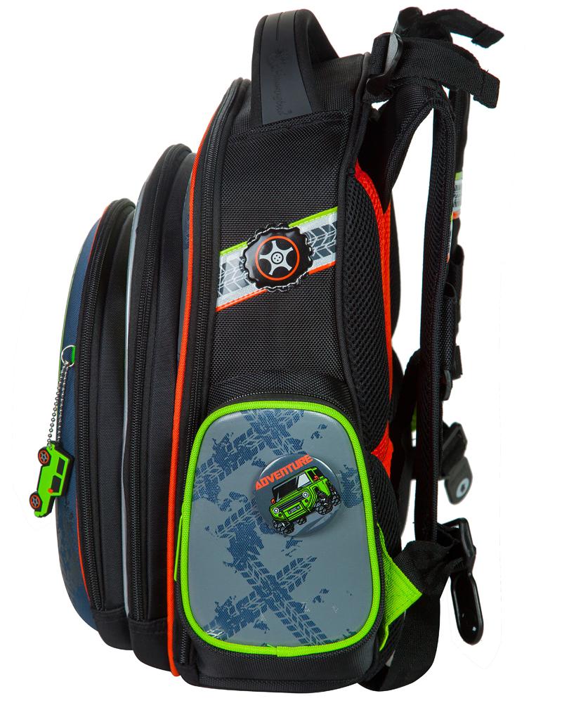 Школьный рюкзак Hummingbird TK46 официальный с мешком для обуви, - фото 2
