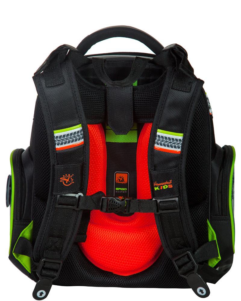 Школьный рюкзак Hummingbird TK46 официальный с мешком для обуви, - фото 3
