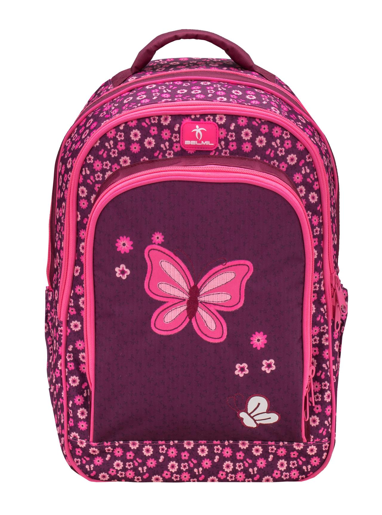 Рюкзак Belmil 338-35/602 Бабочка Butterfly, - фото 2