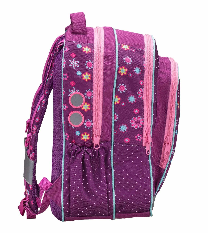 Рюкзак Belmil 338-35/680 Цветочный принт, - фото 4