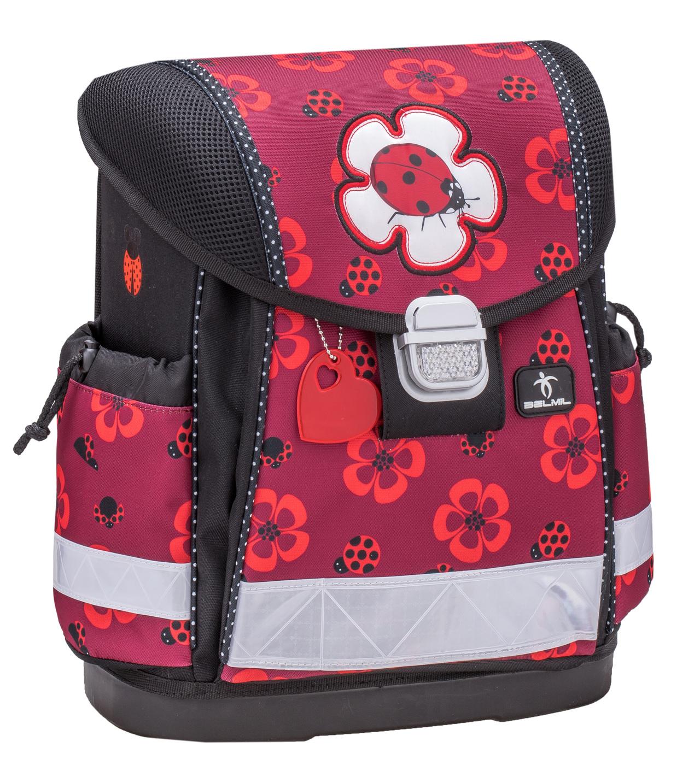 Школьный ранец Belmil 403 13 Ladybug, - фото 1