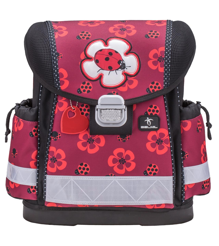 Школьный ранец Belmil 403 13 Ladybug, - фото 2