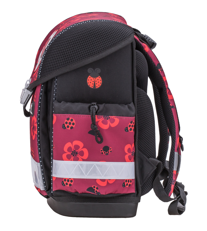 Школьный ранец Belmil 403 13 Ladybug, - фото 4
