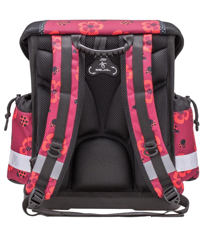 Школьный ранец Belmil 403 13 Ladybug, - фото 3