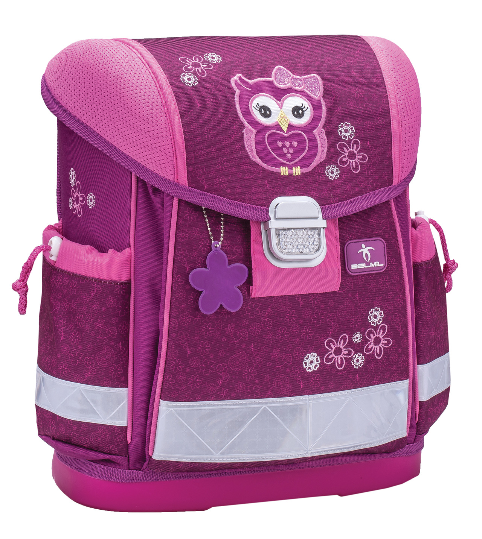 Школьный ранец Belmil 403 13 Pretty Owl, - фото 2