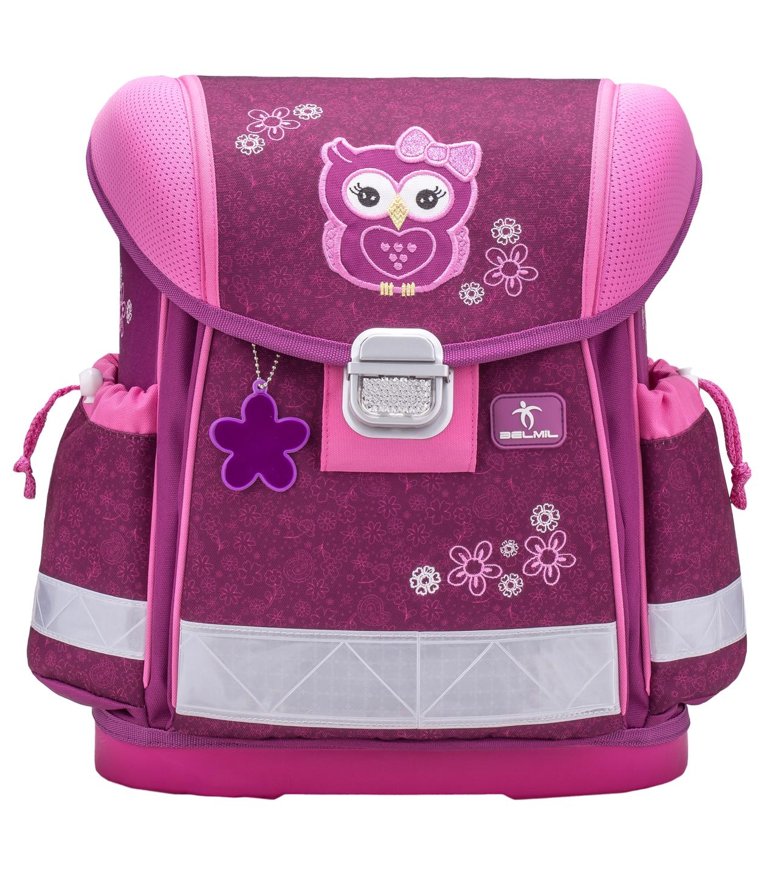 Школьный ранец Belmil 403 13 Pretty Owl, - фото 3