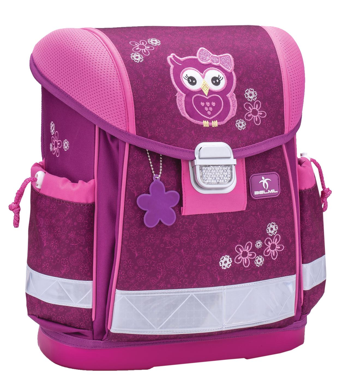 Школьный ранец Belmil 403 13 Pretty Owl, - фото 1