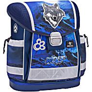 Школьный ранец Belmil 403 13 Волк Lumi Wolf