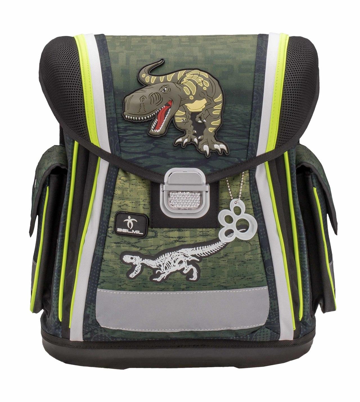 Ранец Belmil Дино 404 5 Dino Discovery + мешок, - фото 3
