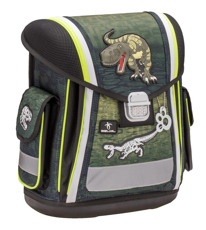 Ранец Belmil Дино 404 5 Dino Discovery + мешок, - фото 1