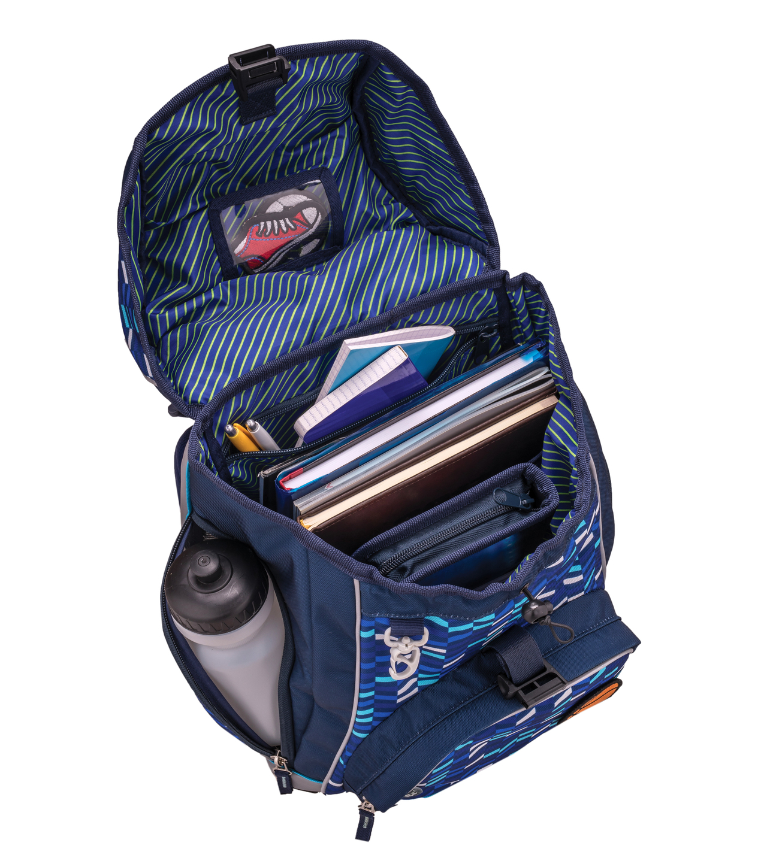 Ранец-рюкзак Belmil Comfy Pack 405-11/684 цвет Pop Art + дождевик, - фото 10
