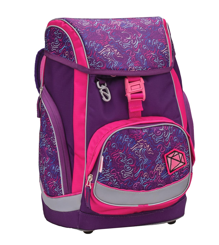 Ранец-рюкзак Belmil Comfy Pack 405-11/684 цвет Pop Art + дождевик, - фото 1