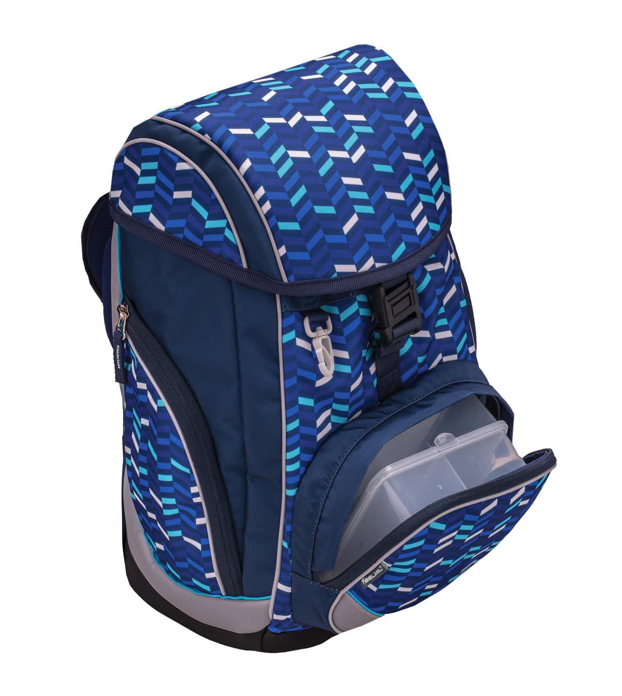 Ранец-рюкзак Belmil Comfy Pack 405-11/684 цвет Pop Art + дождевик, - фото 9