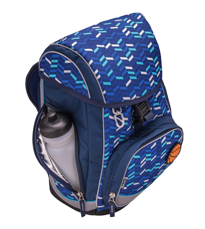 Ранец-рюкзак Belmil Comfy Pack 405-11/684 цвет Pop Art + дождевик, - фото 8