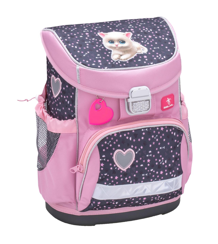 Купить Школьные рюкзаки Belmil 405-33 Котенок I Love Cats — купить в ... 16d5c7d681b