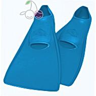Ласты для бассейна резиновые детские размеры 24-26 синие СВИМСЕЙФ (SwimSafe) Германия