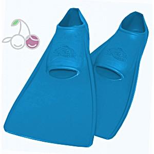 Ласты для бассейна резиновые детские размеры 28-30 синие СВИМСЕЙФ (SwimSafe) Германия