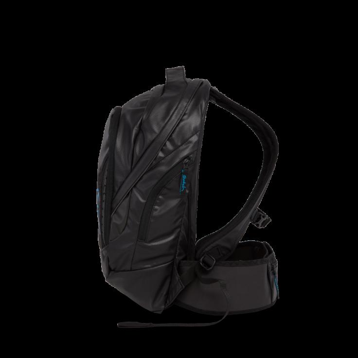 Молодежный рюкзак Satch Move Black Bounce, - фото 3