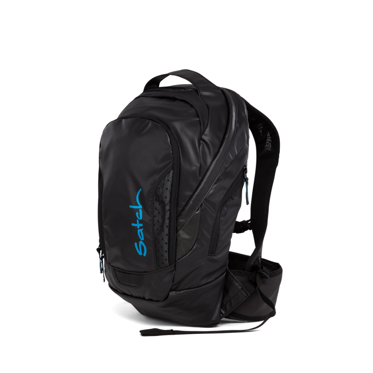 Молодежный рюкзак Satch Move Black Bounce, - фото 2
