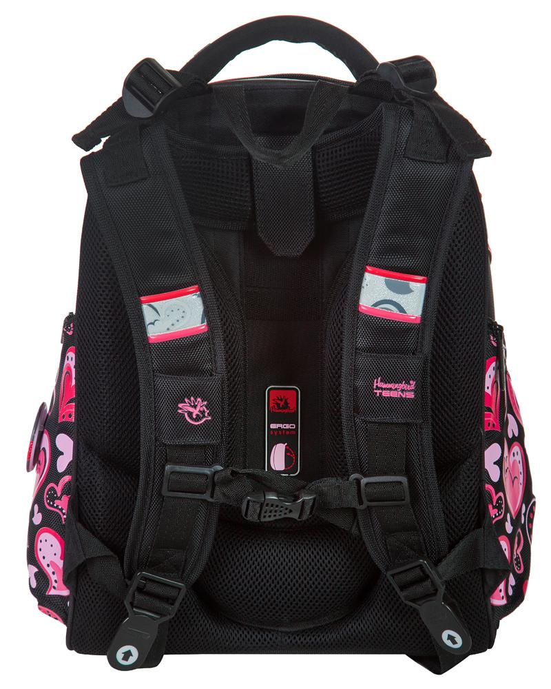 Школьный рюкзак Hummingbird T93 официальный, - фото 3
