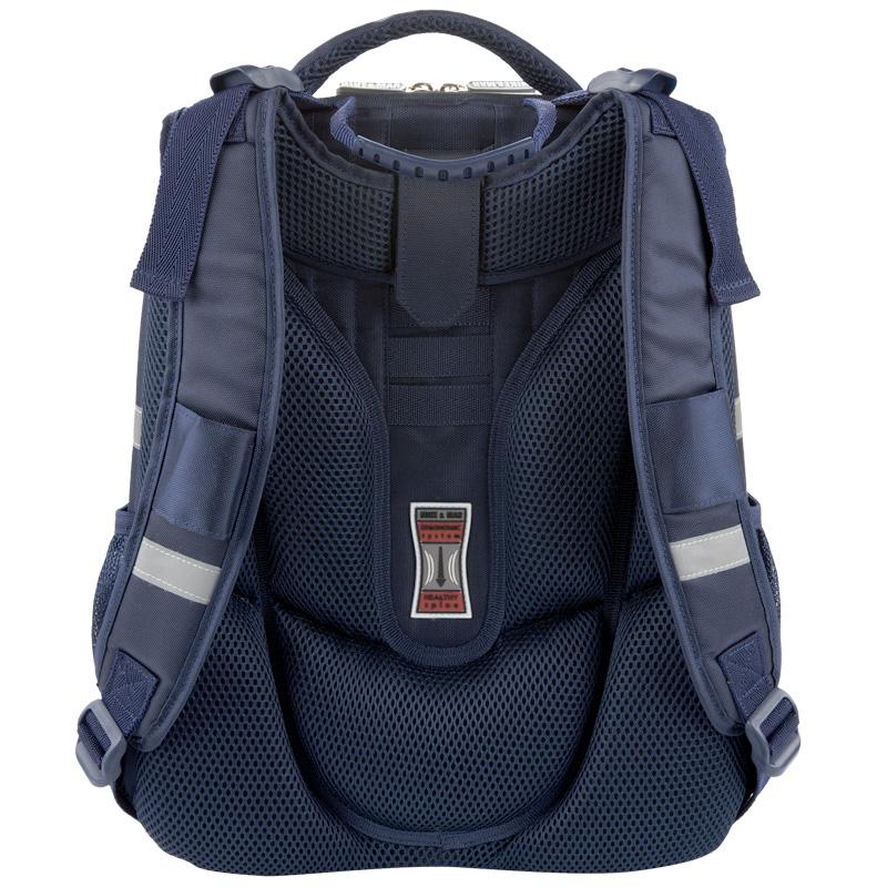 Рюкзак школьный mike Космос 1008 120 Космическая Ракета , - фото 3