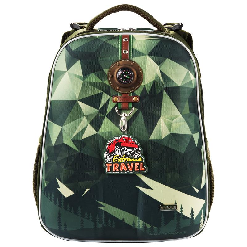 Рюкзаки для школы mike mar 1008 122 Путешествие с компасом, - фото 2