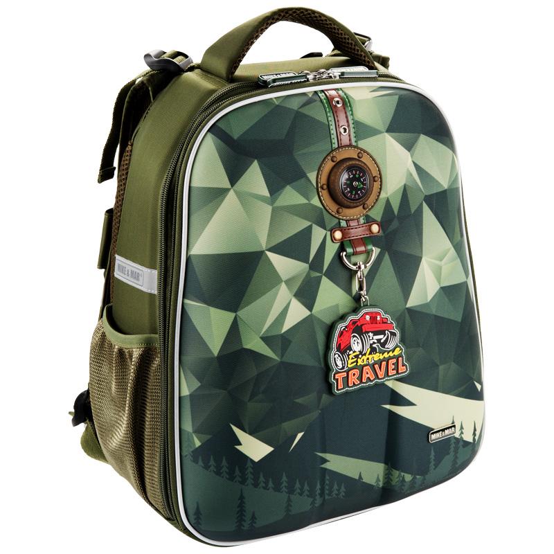 Рюкзаки для школы mike mar 1008 122 Путешествие с компасом, - фото 1